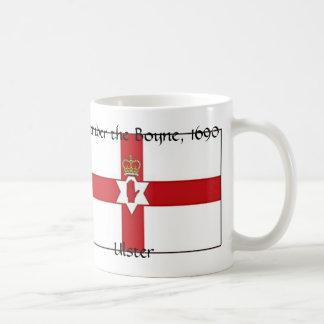 Northern Ireland flag, Ulster, Remember the Boy... Basic White Mug