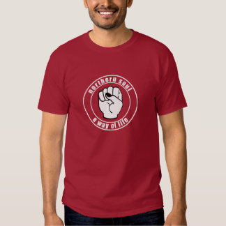 Northern Soul Patch A Way Of Life T Shirt
