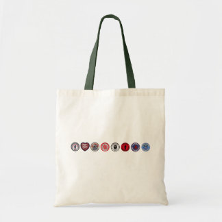 Northern Soul Patches Bag