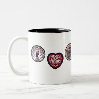 Northern Soul Patches Mug