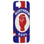 Northern Soul Union jack iPhone 5 Cover