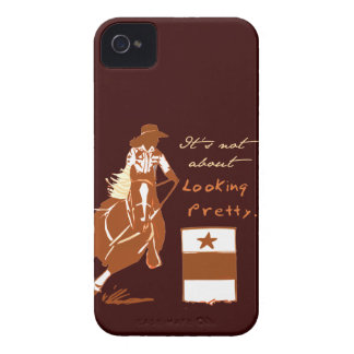 Not About Looking Pretty iPhone 4 Case-Mate Cases
