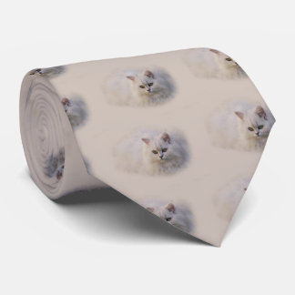 Not Just Any Kitten Tie