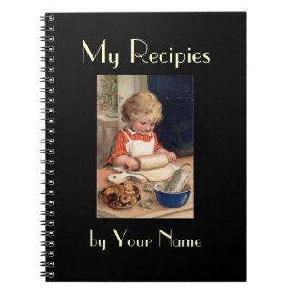 Notebook - My Recipies