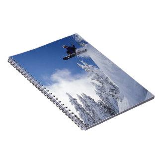 Notebook-Snowboarder Note Books