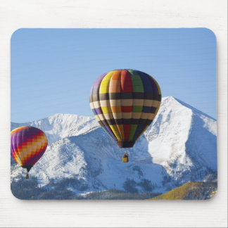 Noth America, USA, Colorado, Mt. Crested Butte, Mouse Pad