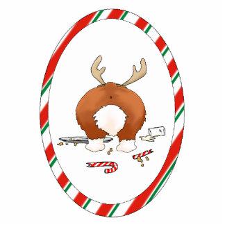 Nothin' Butt A Corgi Christmas Ornament Photo Sculpture Decoration