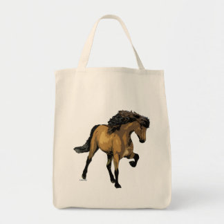 Nouvelle Vogue Grocery Tote Bag