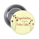 Nuns Golden Jubilee (50th Anniversary) Gifts 6 Cm Round Badge