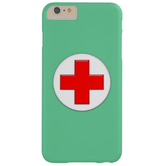 Nurse Barely There iPhone 6 Plus Case