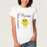 Nurse Chick v1 Plastic Surgery Nurse Shirts