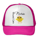 Nurse Chick v1 Wound Care Nurse Cap