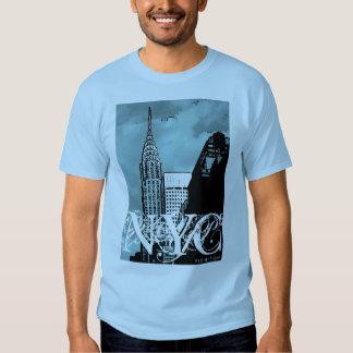 NYC Chrysler Building T-Shirt