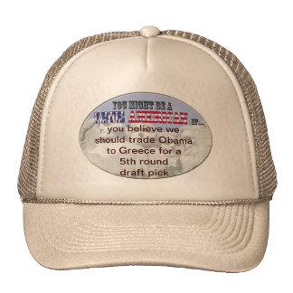 obama 5th round draft pick cap