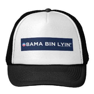 Obama bin Lyin' Cap