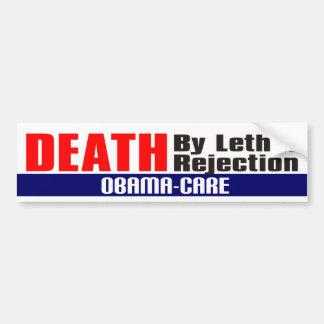 Obama-care Bumper Sticker