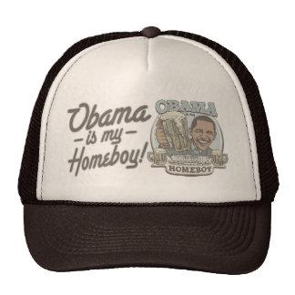 Obama Homeboy Beer Gear Cap