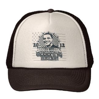 Obama is My Homeboy 2012 Gear Cap