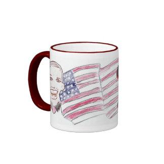 Obama Rocks Mug