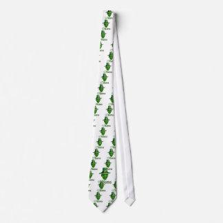 Obama St Patricks Day Tie
