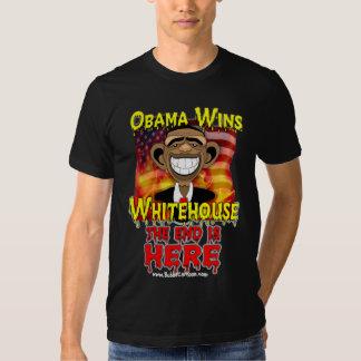 Obama Wins Shirts
