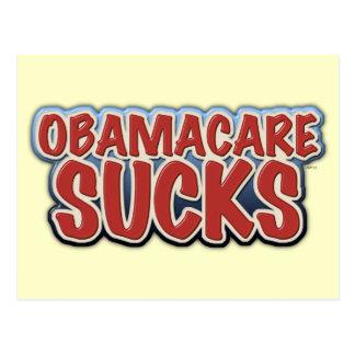 Obamacare Sucks Postcard