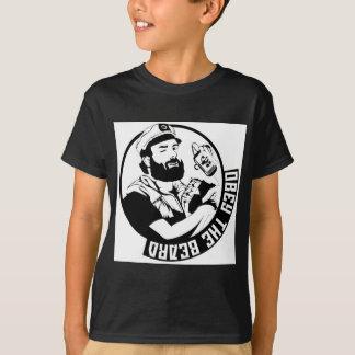 Obey the Beard Tee Shirts