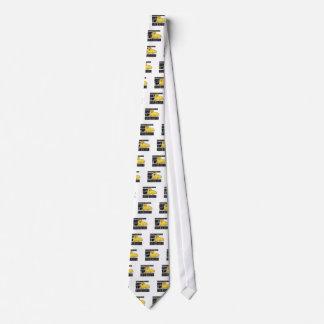 Obey The Golden Retriever Tie