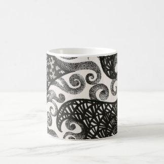 Ocean Whimsy Basic White Mug