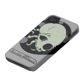 Octoskull Case for iPhone 4/4S