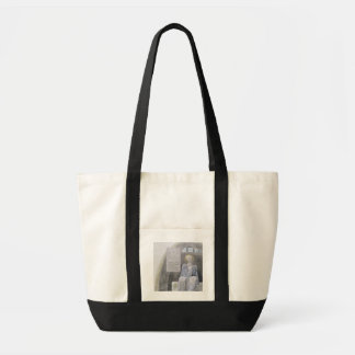 Ode to Adversity, design 37 from 'The Poems of Tho Impulse Tote Bag