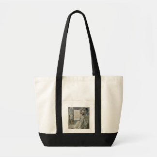 Ode to Adversity, from 'The Poems of Thomas Gray', Impulse Tote Bag