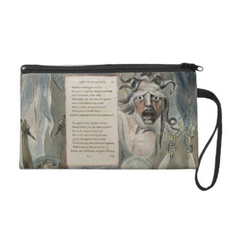 Ode to Adversity, from 'The Poems of Thomas Gray', Wristlet Purse