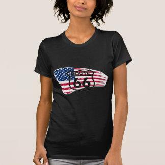 Of America route 66 Tee Shirt