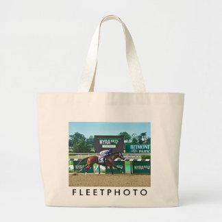 Off the Tracks Jumbo Tote Bag