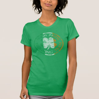 Official Irish Pride Drinking Team Tees
