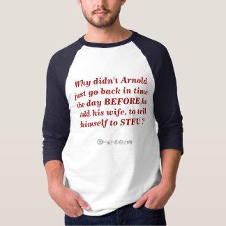 Official SkyNet Regret Shirt