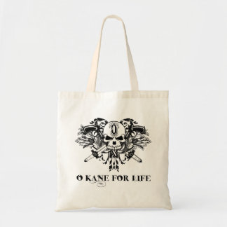 O'Kane for Life (Simple) Tote Budget Tote Bag