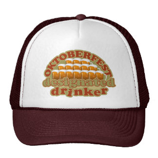 OKTOBERFEST hat - choose color