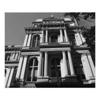 Old City Hall Building- Boston Photo