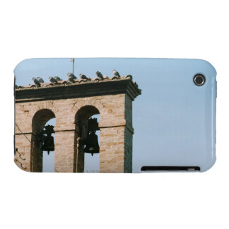 Old-fashioned church bells, Assisi, Italy iPhone 3 Cases