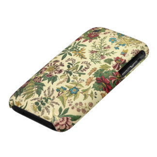 Old Fashioned Floral Abundance iPhone 3 Covers