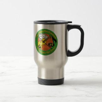 Old Fiddler 35th Birthday Gifts Stainless Steel Travel Mug