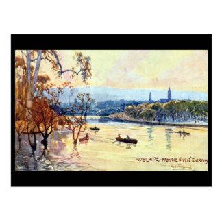 Old Postcard - Adelaide, South Australia