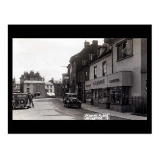 Old Postcard - Bicester, Oxfordshire