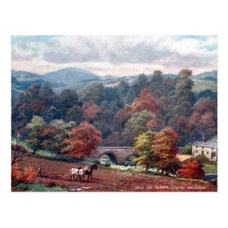 Old Postcard - Co Wicklow, Ireland