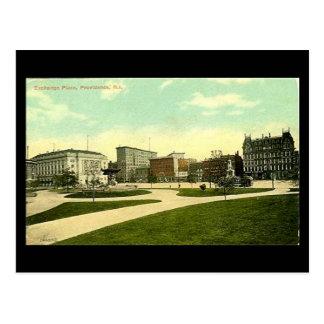 Old Postcard - Providence, RI, 1910