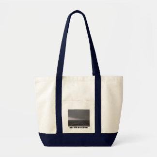 Oncoming Storm Impulse Tote Bag