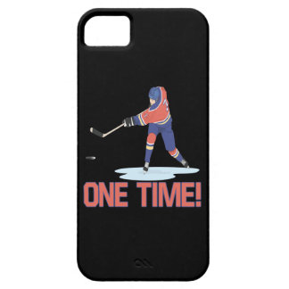 One Time iPhone 5 Cover