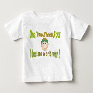 One, two, three, four I declare a crib war Tshirt
